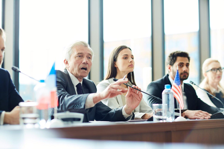 Local leaders discuss funding