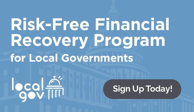 financial recovery program-social image