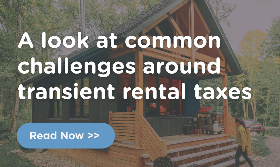 Overcome 4 top transient occupancy tax compliance issues