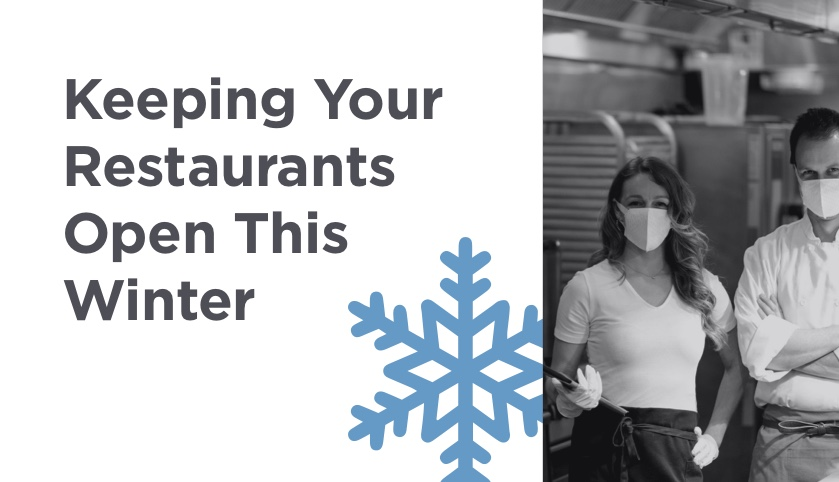 Keeping Your Restaurants Open This Winter
