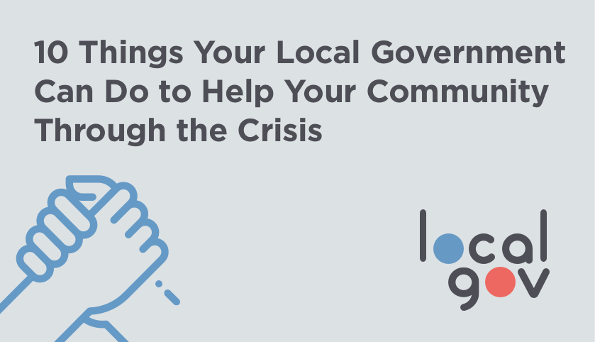10 Things You Can Do to Help Your Community Through the COVID-19 Crisis